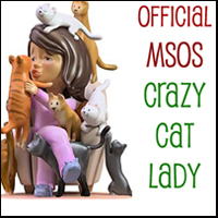 "If you are a certifiably crazy cat lady, come on in!  Note:  Not for someone that just likes cat.  You must make your cat talk, have more than one, have ""reasoning"" behind why they do..."